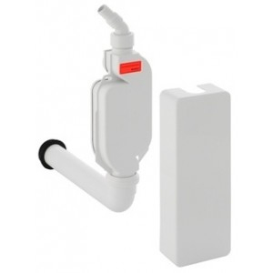 Geberit Uniflex vandlås til vaskemaskine / opvaskemaskine - 40 mm