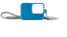 Sleeve & Lanyard (Blue)