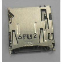 Samsung U600, E840, G600, J700 MMC Socket