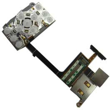 Sony Ericsson S500i knappsats flexkabel