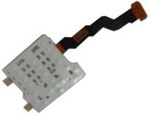Sony Ericsson C902/C902i keydome, tryckplatta