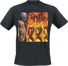 Nile - Catacombs -T-skjorte - svart