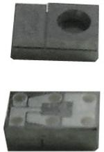 Nokia E90/N93/N97/8800 arte mikrofon, original