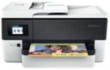 Officejet Pro 7720 Wide Format All-in-One Bläckskrivare Multifunktion med fax - Färg - Bläck