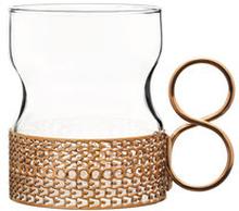 Tsaikka glas med hållare 23 cl, 2-pack