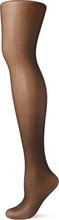 Cottelli Collection - Klassiske åbne sorte strømpebukser S