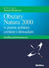Obszary Natura 2000 w prawie polskim, czeskim i słowackim