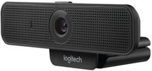 Logitech Webcam C925e - Webbkamera - färg - 1920 x 1080 - ljud - USB 2.0 - H.264