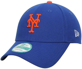 New Era Ny Era Mlb New York Mets League 9forty justerbar locket