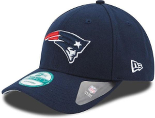 New Era Ny Era Nfl New England Patriots League 9forty justerbar locket