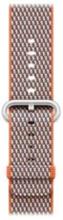 42mm Woven Nylon Band - Spicy Orange