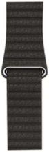 42mm Leather Loop - Medium - Charcoal Grey