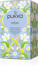 Pukka Bio-Tee Relax 20 stk