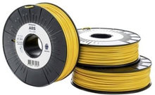 Ultimaker ABS - M2560 Yellow 750 - 206127 Filament ABS-plast 2.85 mm 750 g