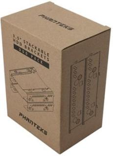 Phanteks PH-HDDKT_03 - Hållare för hårddisk - kapacitet: 1 hårddisk (3,5 tum