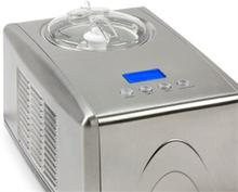 Domo DO9066I, Glassmaskin med kompressor, 1,5 l, 60 min, 1 hoar, -18 - -35 ° C, Rostfritt stål