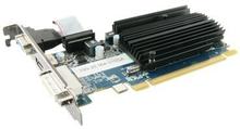 Sapphire RADEON HD 6450 - Grafikkort - Radeon HD 6450 - 2 GB DDR3 - PCIe 2.1 x16 - DVI, D-Sub, HDMI - begränsad version