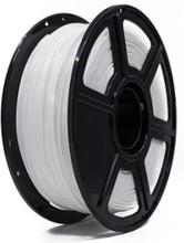 Filament til 3d-print gearlab glb251001, pla, 1,75 mm, hvid