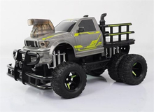 Superior Off-Road 6x6 RC Truck, Silver
