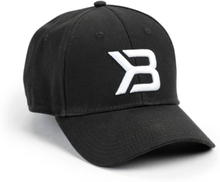 Better Bodies BB Baseball Cap, black, Better Bodies Kepsar unisex