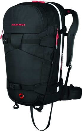 Mammut Ride Removable Airbag 3.0 Lavinerygsæk 30 l sort 2018 Lavinerygsække