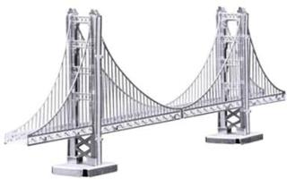 Metalbyggesæt Metal Earth Golden Gate Bridge