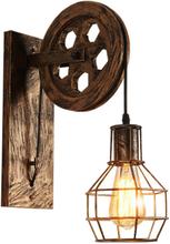 Loft Retro Lampe Wandleuchte Esszimmer Restaurant Gang Korridor Cafe Bar Wandleuchte