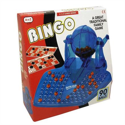 Bingo Lotto angive store