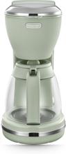 De'Longhi Argento Flora Drip Coffee Maker ICMX210.GR (Not für US Market / 200V-240V) - Grün
