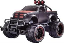 Fjernstyret Monster Truck Off-Road 1:20 Sort