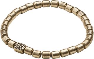 Dyrberg/Kern Armband Lewi Ant. Bronze 19 cm