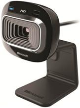 Microsoft LifeCam HD-3000 - Nettkamera - farge - 1280 x 720 - lyd - USB 2.0