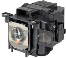 Epson EB-965H - 3 LCD-projektor - portabel - 3500 lumen (hvit) - 3500 lumen (farge) - XGA (1024 x 768) - 4:3 - LAN