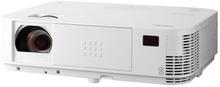 NEC M403H - DLP-projektor - 3D - 4000 ANSI-lumen - Full HD (1920 x 1080) - 16:9 - 1080p - LAN