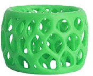 3D Systems Cube 3 - Lyse-i-mørket-neongrønn - ABS-filament (3D) - for 3D Systems Cube 3