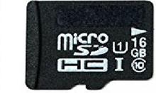 MicroSDHC 16GB Class 10 UHS-I