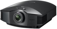 Sony VPL-HW65 - SXRD-projektor - 3D - 1800 lumen - Full HD (1920 x 1080) - 1080p