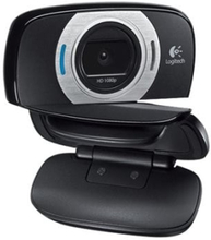 Logitech HD Webcam C615 - Nettkamera - farge - 1920 x 1080 - lyd - USB 2.0