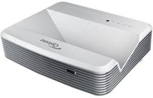 Optoma EH320UST - DLP-projektor - 3D - 4000 ANSI-lumen - Full HD (1920 x 1080) - 16:9 - 1080p - ultrakortkast fast linse