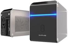 Sapphire GearBox eGFX Solution - Externt GPU-hölje - Thunderbolt 3 - detaljhandel