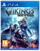 Vikings: Wolves Of Midgard - Sony PlayStation 4 - Action
