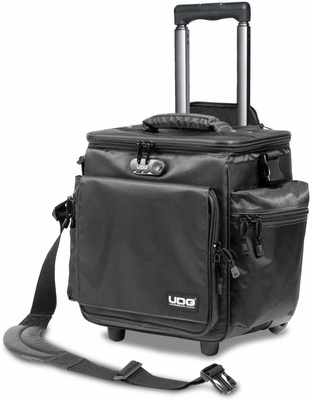 UDG Sling Bag Trolley Deluxe Black