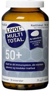 Livol Multi Total 50+ 150 stk
