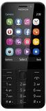 Nokia 230 Dual SIM - Svart