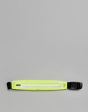 Nike Running Lean Waistpack In Volt - Multi