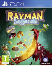 Rayman Legends - Sony PlayStation 4 - Tasohyppely
