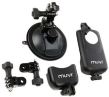 Universal suction mount with cradle - st
