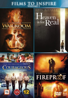 Films To Inspire Box: Vol 1 (4 disc)
