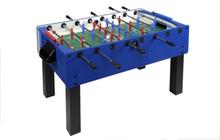 Bandito Sport - Foosball / Fotbollsspel - Kicker Master Cup Teleskop 73 Cm - Blå