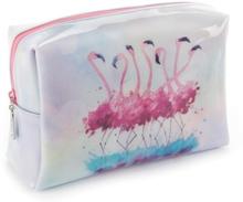 Catseye - Flamingo Large Beauty Bag